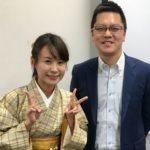 """""""お江戸ル""""堀口茉純さんの講演会に参加させていただきました。"""