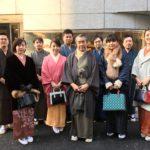 日本橋まち歩きツアーの開催