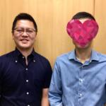 ご成婚の声29(松木様・45歳男性・活動1年9ヶ月)