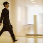 【第122話】歩くのが速すぎる男性