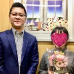 ご成婚の声32(鈴木様・32歳女性・活動5ヶ月)