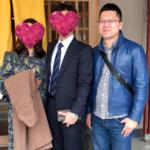 愛媛県で成婚カップルと会食