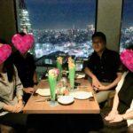 ご成婚の連鎖(京王プラザホテルで成婚お祝い会)