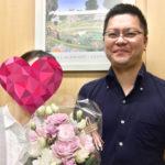 活動1年5ヶ月での成婚報告(41歳女性)