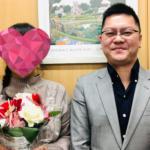 新たな成婚報告をいただきました。(30歳女性・活動10ヶ月)