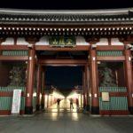 夜な夜な浅草神社で良縁祈願