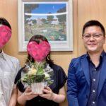 ご成婚の声48(鈴木様・39歳女性・活動2ヶ月)
