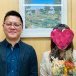 ご成婚の声51(深田様・31歳女性・活動6ヶ月)