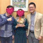 ご成婚の声50(林様・38歳女性・活動2ヶ月)