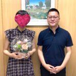 27歳女性の成婚退会(活動8ヶ月)